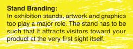 stand branding