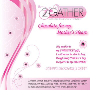 mother's day magazine ad